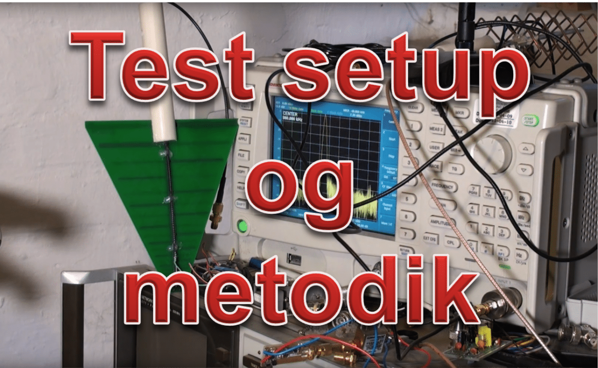 Wifi router test: setup og metodik