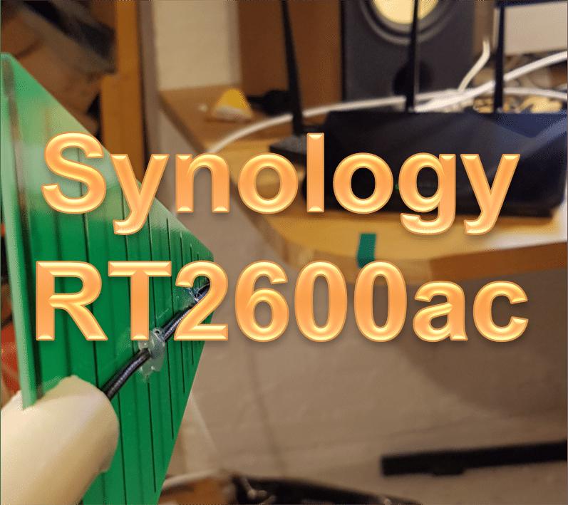 Test og anmeldelse af Synology RT2600ac