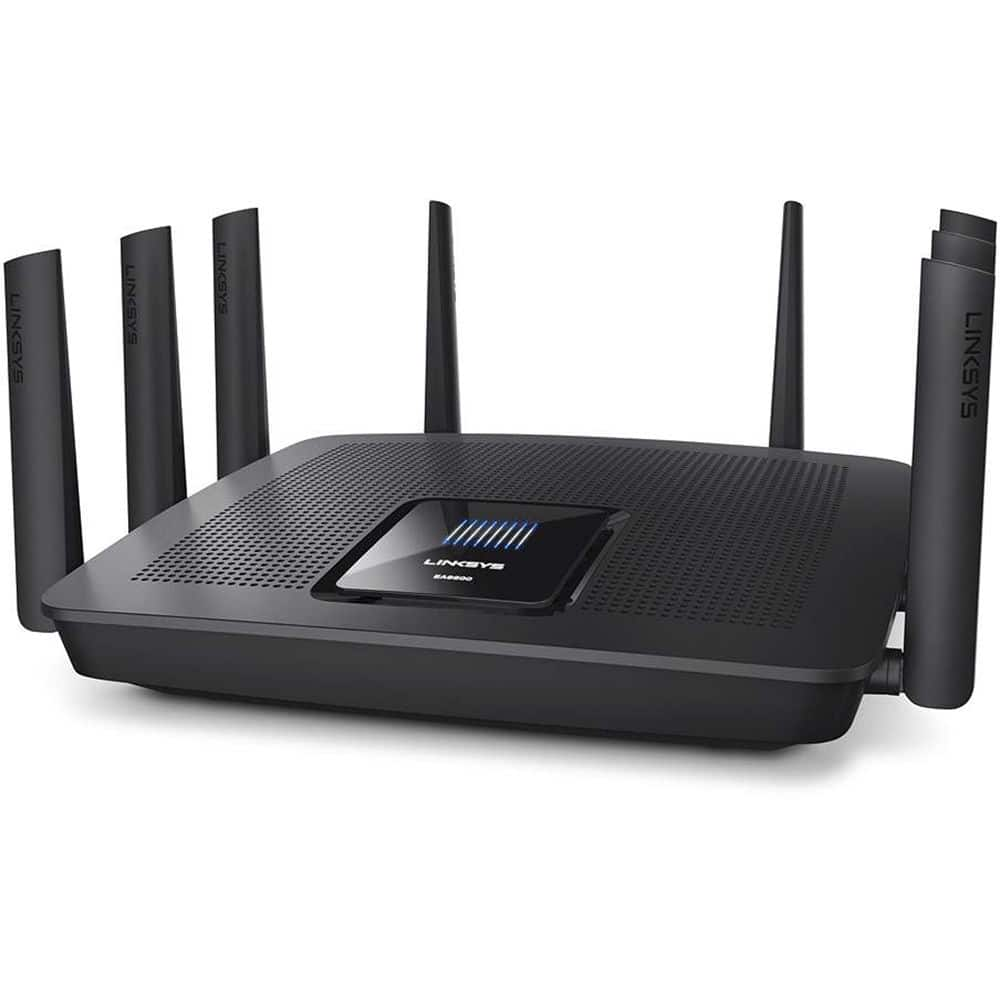 Wifi test: Linksys EA9500