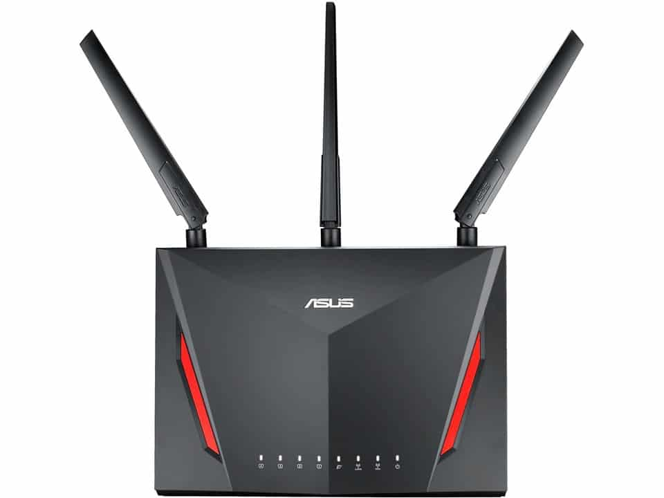 Asus RT-AC86U: En god Wi-Fi router!