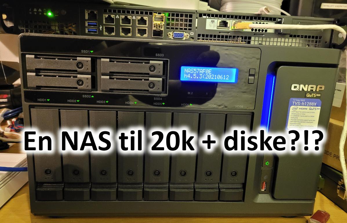Test: Qnap TVS-h1288X